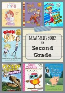 Series Books Second Grade
