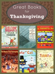 Great Books for Thanksgiving