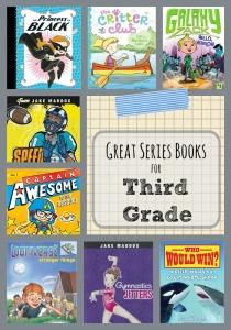 Series Books for Third Grade
